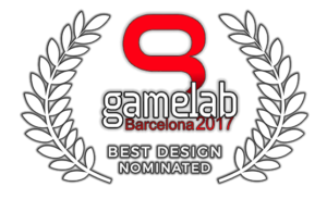 Gamelab 2017 Best Design Nominated