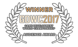 Game Development World Championship Audience Award 2017